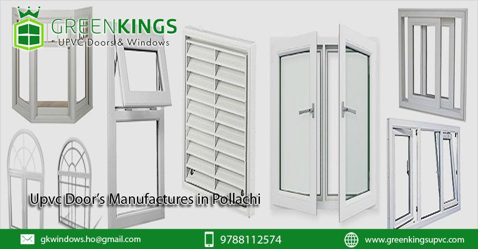 Upvc doors & windows supplier in pollachi